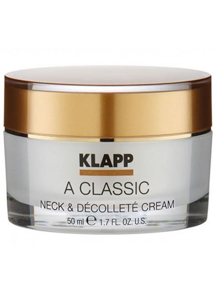 KLAPP A CLASSIC Neck & Decollete Creme