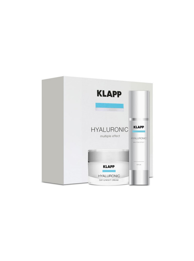 KLAPP HYALURONIC Day & Night Cream & Serum Set