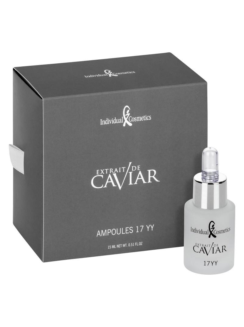 Individual Cosmetics Extrait de caviar Ampoules 17yy